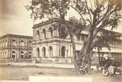 Sailors Home, [Calcutta]